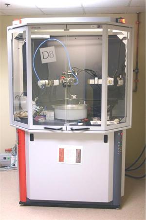 X射线粉末衍射仪(Advance D8)