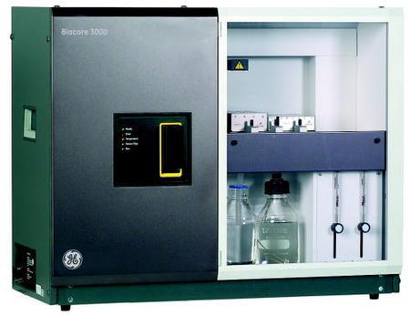 表面等离子体共振仪(Biacore 3000)
