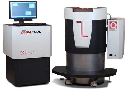 无液氦综合物理测量系统(QD Dynacool)