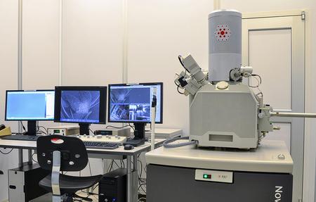 超高分辨扫描电子显微镜(Nova NanoSEM 450)