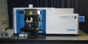激光显微拉曼光谱仪(LabRAM Evolution)